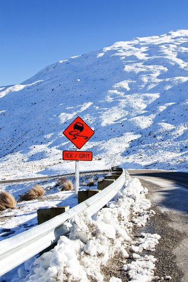 Winter Road | 4WD Rentals | New Zealand