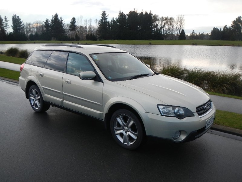 Subaru Outback 4wd Car Rental Queenstown Christchurch 4wd